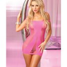 Pink lipstick seamless hot dress pink