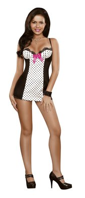 Vintage Dots Collection Chemise