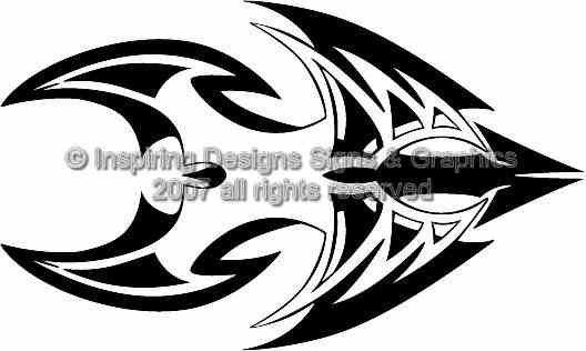 Custom Vector Tribal 15 EPS AI
