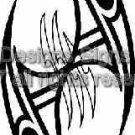 Custom Vector Tribal 33 EPS AI