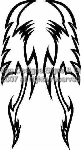 Custom Vector Tribal 36 EPS AI
