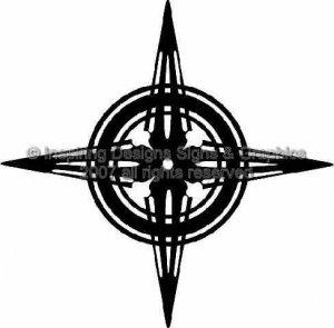 Custom Vector Tribal 50 EPS AI