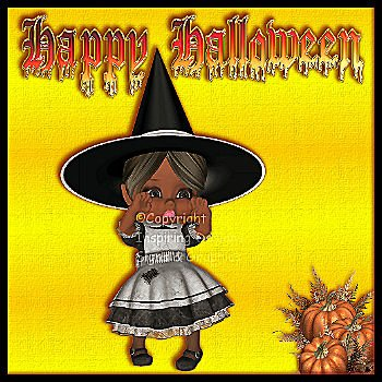 Email Auction Tag Halloween