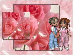 Young Love Desktop 1024x768