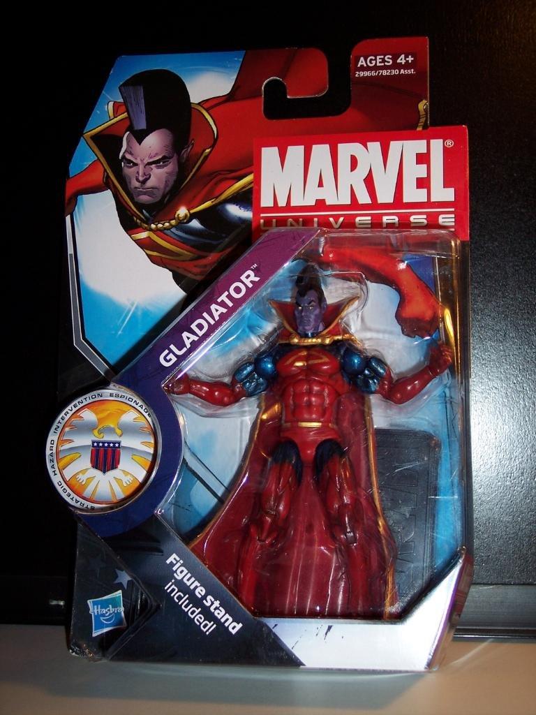 Gladiator - Marvel Universe, Wave 13 - Hasbro