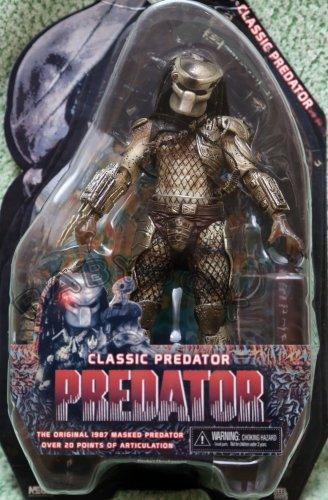 Predators Classic Predator action figure NECA ALIEN