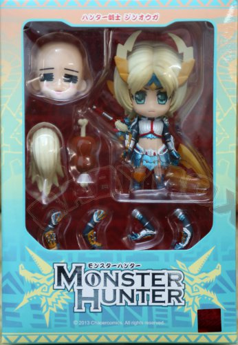 Monster Hunter Action Figure Type A
