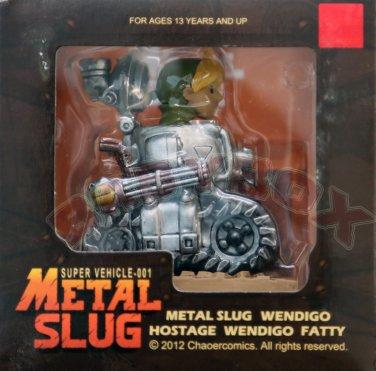 Metal Slug Super Vehicle-001 Tank Figure