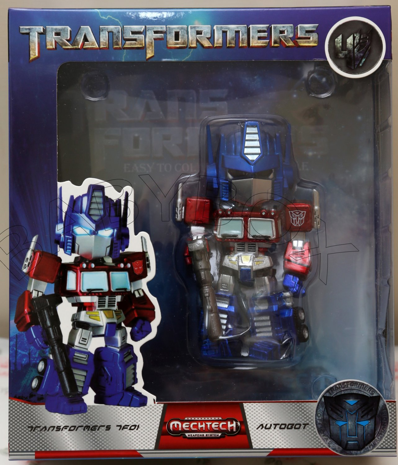 Transformers Optimus Prime Action Figure (Free Shipping)
