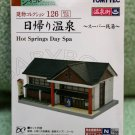 Tomytec Hot Spring Day Spa Diorama Collection N GAUGE 1/150 SCALE 126