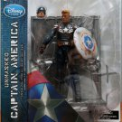 CAPTAIN AMERICA Unmasked Action Figure Marvel Select Disney Store
