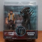 Alien Hadley's Hope Carter J. Burke Xenomorph Warrior 2pack action figure NECA (Free Shipping)