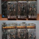 Outwear World War II German Wehrmacht Set of 6 Figure HIYA