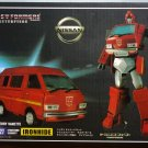 Transformers Masterpiece MP-27 Ironhide Action Figure (Free Shipping)