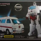 Transformers Masterpiece MP-30 Ironhide Action Figure (Free Shipping)