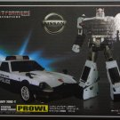 Transformers Masterpiece MP-17 Prowl Action Figure (Free Shipping)