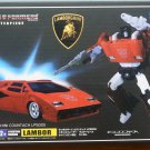 Transformers Masterpiece MP-12+ Lambor Action Figure (Free Shipping)
