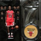 Michael Jordan #23 Action Figure NBA 1/6 (Free shipping)