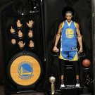 Stephen Curry #30 Basketball Action Figure NBA 1/6 (Free shipping)