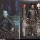 Friday the 13th Part 5 Jason Voorhees Action Figure NECA  (Free Shipping)