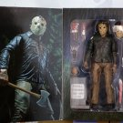 Friday the 13th Part 4 Jason Voorhees Action Figure NECA  (Free Shipping)