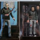 Friday 3D the 13th Part 3 Jason Voorhees Action Figure NECA  (Free Shipping)