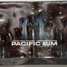Pacific Rim End Titles Jaeger Action Figure 3-Pack PVC Action figure NECA  (Free Shipping)
