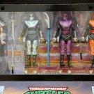 Teenage Mutant Ninja Turtles Foot Clan 2016 SDCC 4-Pack PVC Action figure NECA  (Free Shipping)