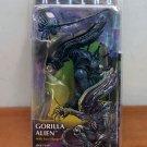 Alien Gorilla Action Figure NECA (Free Shipping)