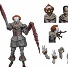 IT Pennywise The Dancing Clown NECA Action Figure NECA  (Free Shipping)