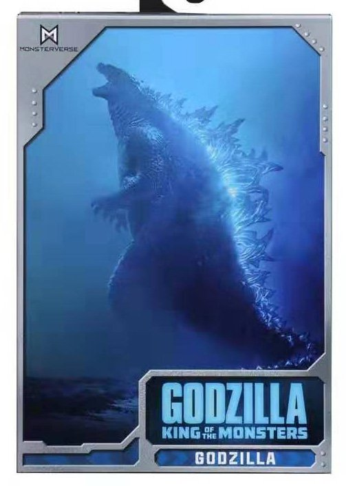 Godzilla Atomic King of the Monsters Moive Action Figure NECA (Free Shipping)