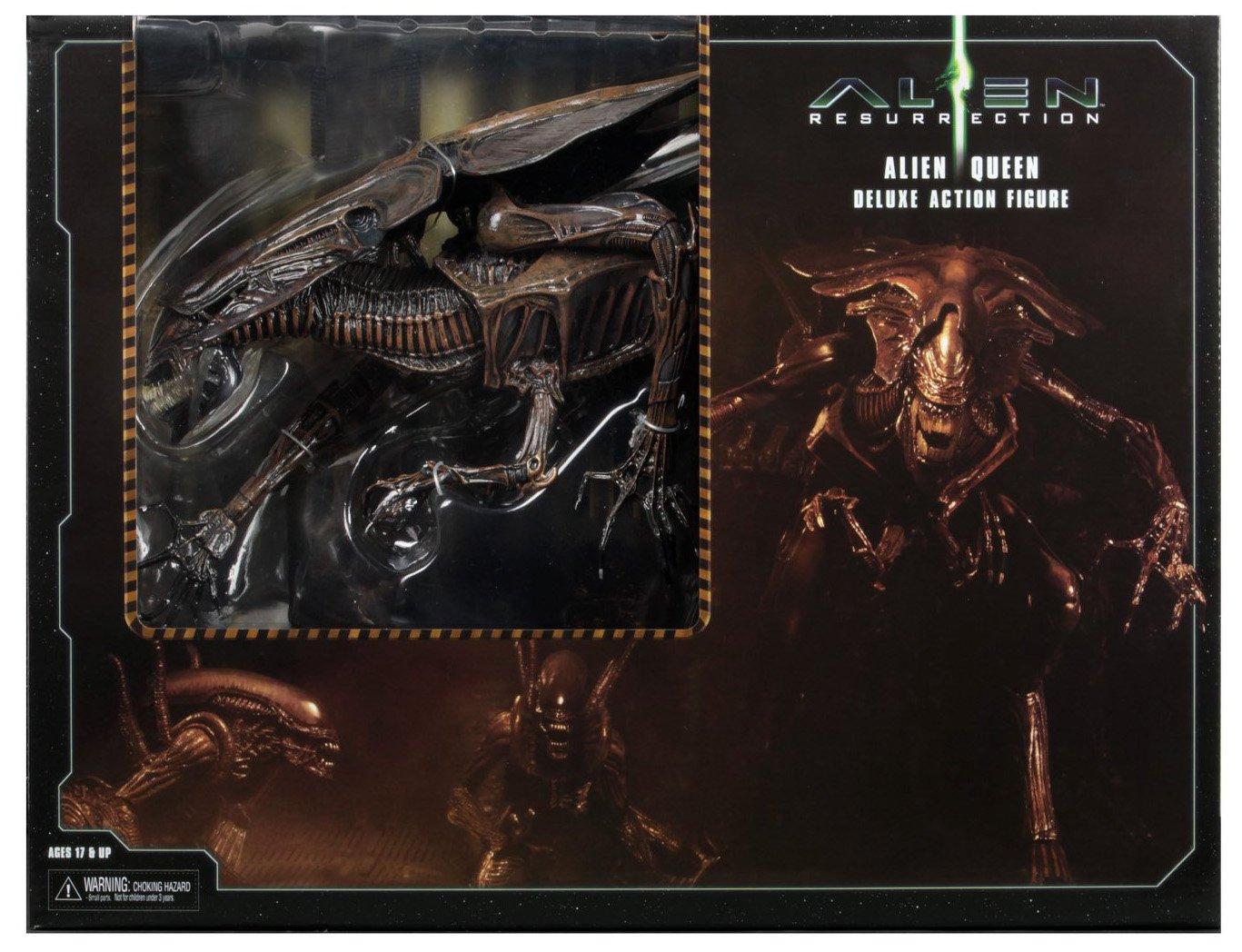 Alien Queen Resurrectio Aliens Action Figure NECA (Free Shipping)