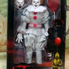 """IT (2017) Pennywise 8"""" Clothed Action Figure NECA (Free Shipping)"""