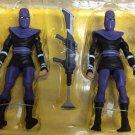 TMNT Teenage Mutant Ninja Turtles Foot Solider (Classic Cartoon) Action Figure NECA  (Free Shipping)