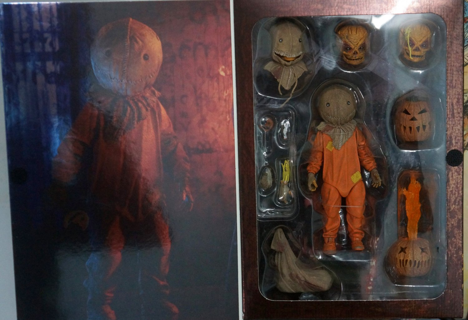 Trick 'r Treat Sam Ultimate Action Figure NECA (Free Shipping)