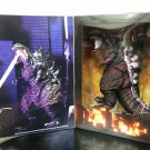Shin Godzilla Atomic  Moive Set  Action Figure NECA (Free Shipping)