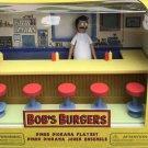 Bob's Burgers Diner Diorama Playset PhatMojo  (Free Shipping)