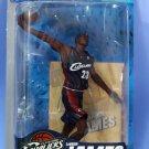 LeBron James NBA Series 17 Figure Mcfarlane (Free Shipping)