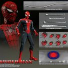 ONE:12 Spider-Man Action Figure (Free shipping)