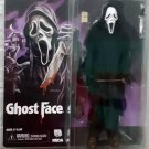 """Scream Ghost Face 8"""" Clothed Action Figure NECA (Free Shipping)"""