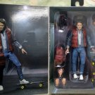 Back To The Future Marty McFly Figure NECA (Free Shipping)