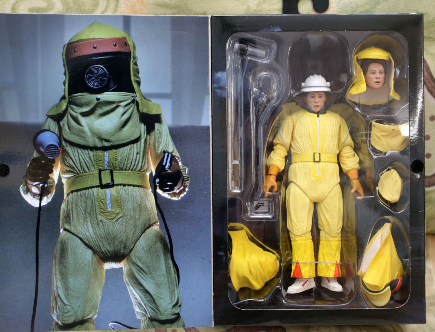 Back To The Future Tales from Space Marty Figure NECA (Free Shipping)