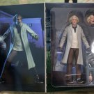 Back To The Future Doctor Emmett Brown Figure NECA (Free Shipping)