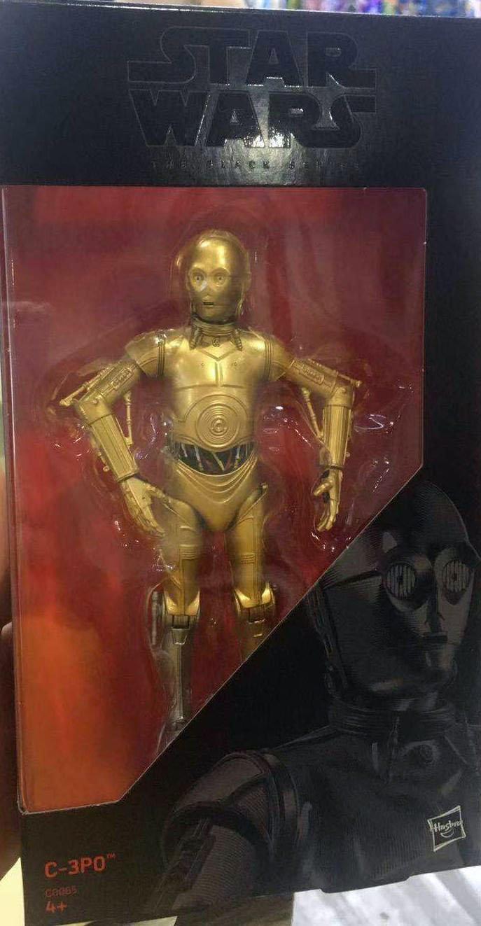 Star Wars C3PO Black Series Figure Hasbro (Free Shipping)