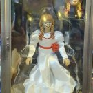 """Annabelle 8"""" Clothed Action Figure NECA (Free Shipping)"""
