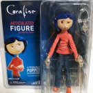 Coraline Laika in Striped Shirt Articulated Figure NECA (Free Shipping)