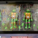 TMNT Teenage Mutant Ninja Turtles 2016 SDCC Figure 4-Pack PVC Action figure NECA  (Free Shipping)