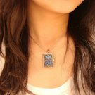 National characteristics of Tibet Quartet hollowed-out engraved pendant necklace  photos E-005 N056