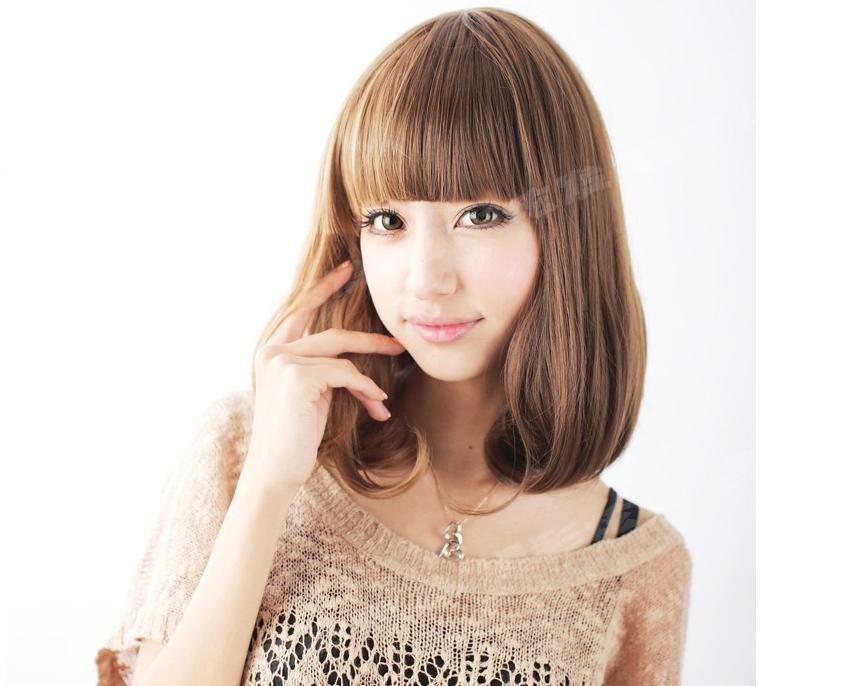 Free Shipping high quality Guarantee100% A++++++ Hot-sales brand new  wig W001 Qi Liu bobo