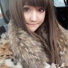 Free Shipping high quality Guarantee100% Hot-sales brand new  wig W022 Qi Liu straight hair